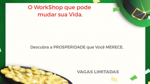 WorkShop Descubra A Prosperidade Que Você Merece