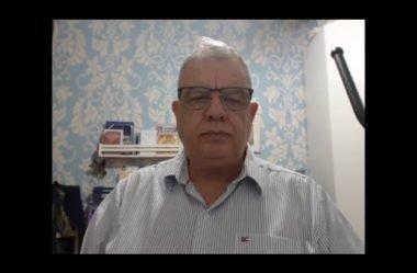 Transmissão ao vivo de Marcos Brenelli